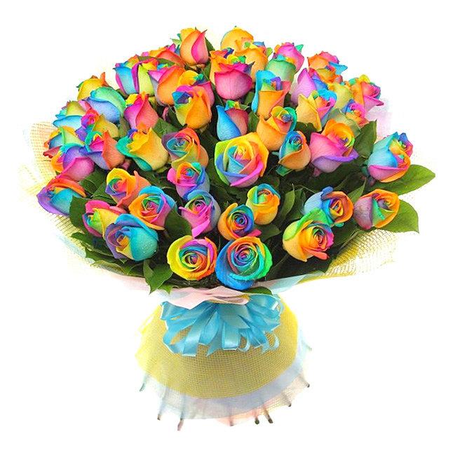 Оригинальные букетики для девочек, цветов благовещенск